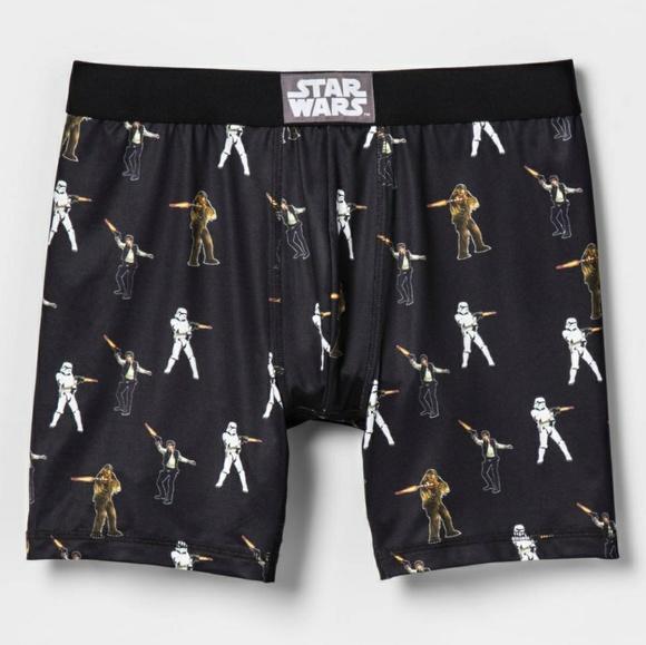 46331f61b69e Star Wars Underwear & Socks | Mens Boxer Briefs | Poshmark